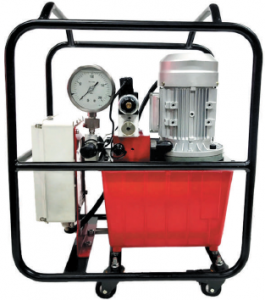 TL-PM-EH-1500 ELECTRIC BOLT TENSIONER PUMP